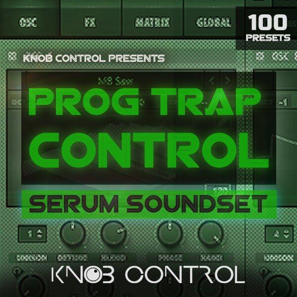 Knob Control Serum