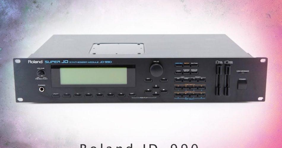 LFO Store Roland JD 990 Vintage Soul