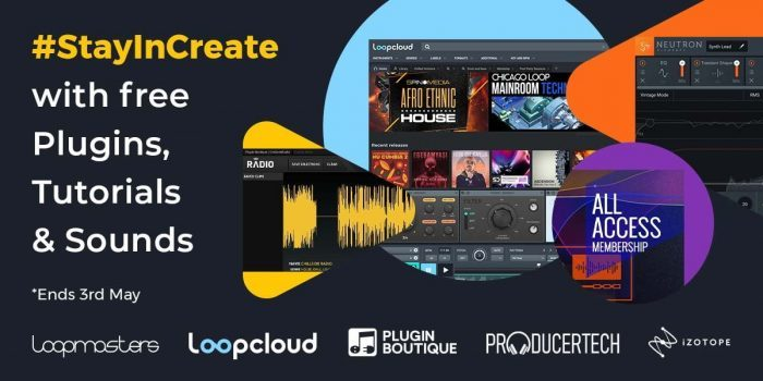 Loopcloud StayInCreate Bundle