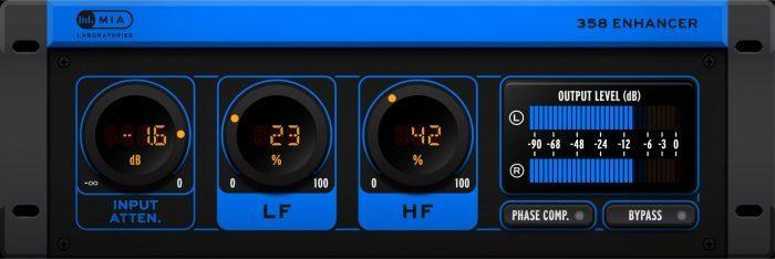 MIA Labs 358 Enhancer