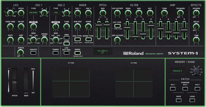 Momo Roland System1