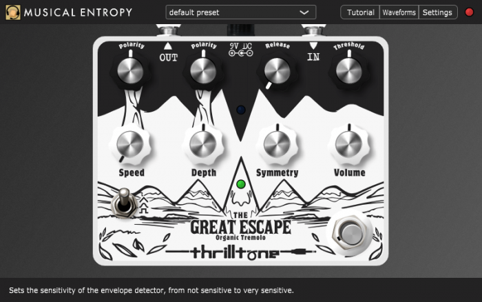 Musical Entropy The Great Escape