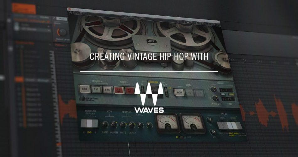 NI Maschine Waves Creating Vintage Hip Hop