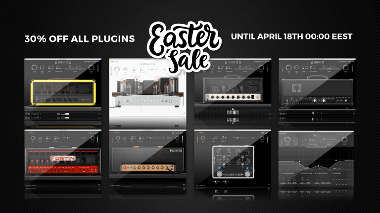 Neural DSP Easter Sale