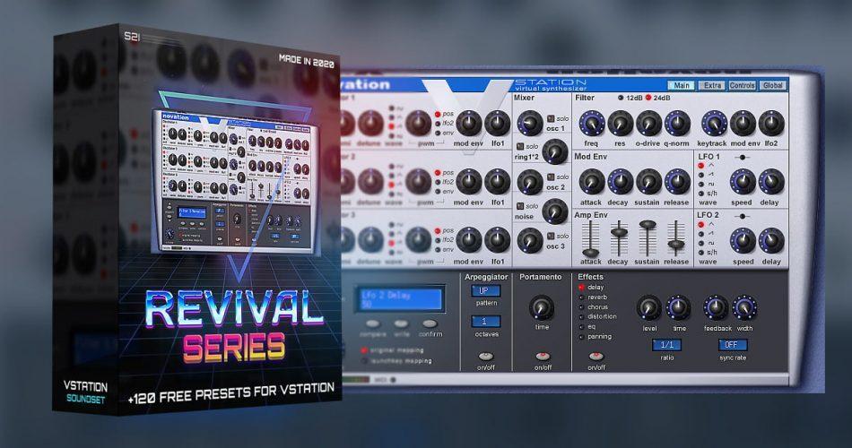 NovationVstation RevivalSeries