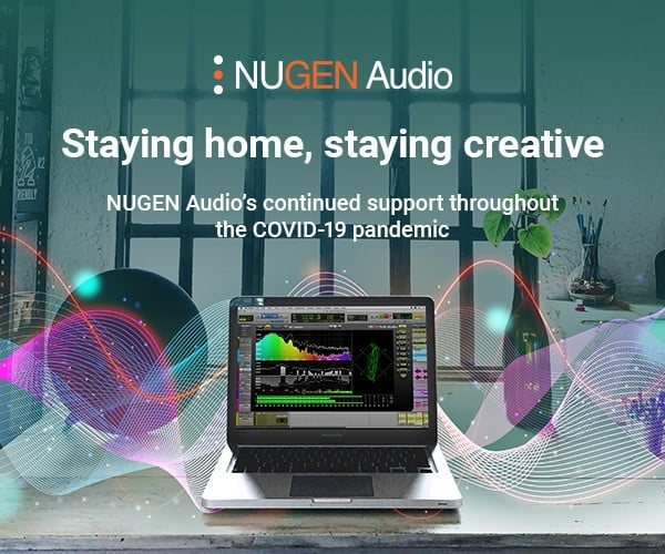 Nugen Audio Covid 19 support