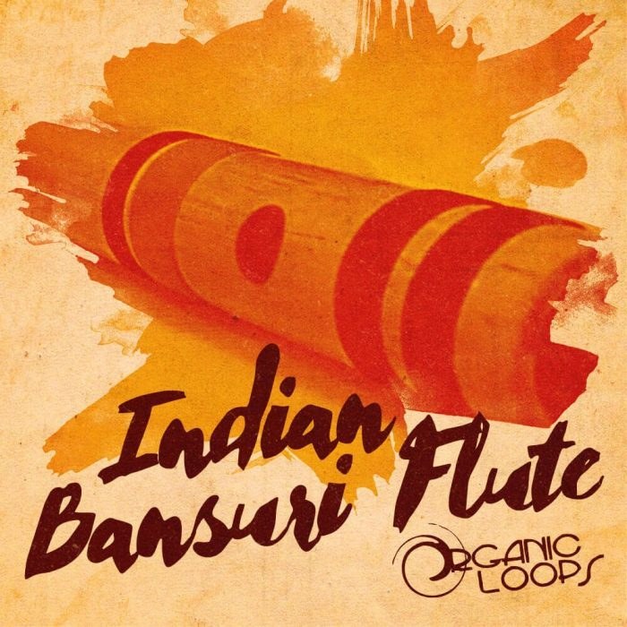 Organic Loops Indian Bansuri Flute