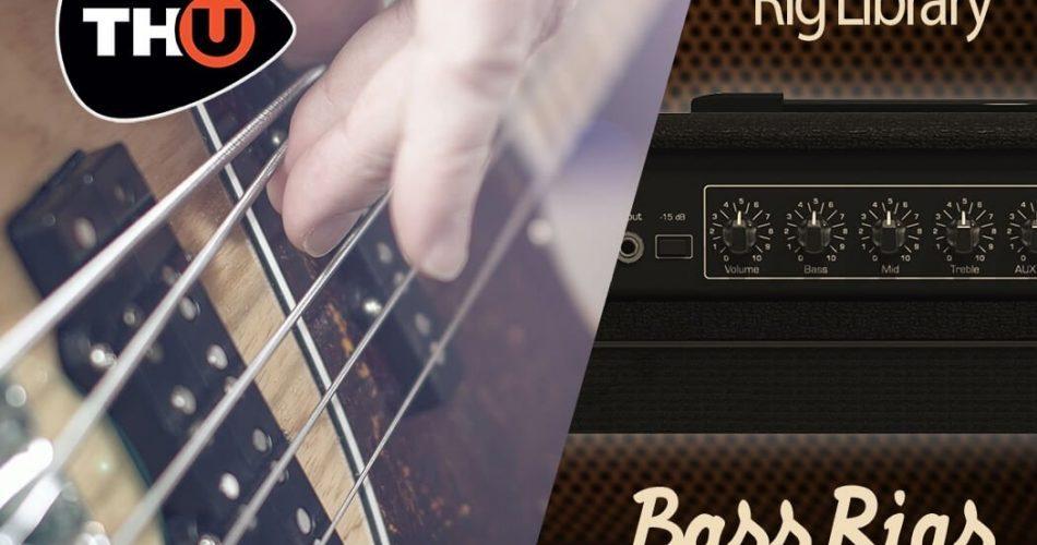 Overloud THU Bass Rigs Vol 1