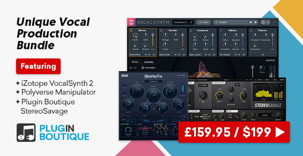 PIB Unique Vocal Production Bundle