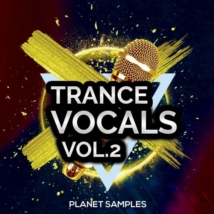 Planet Samples Trance Vocals Vol 2