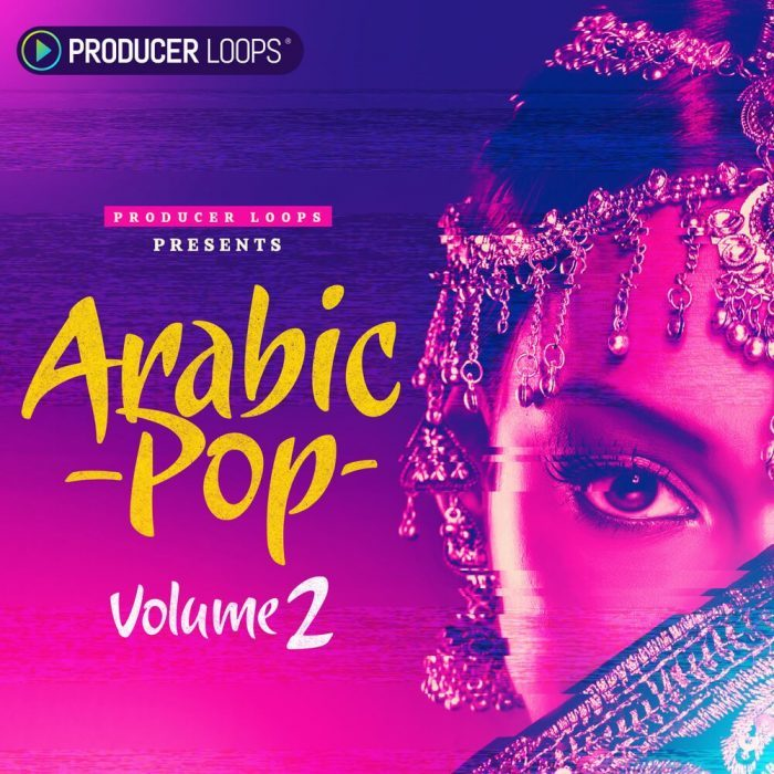 Producer Loops Arabic Pop 2