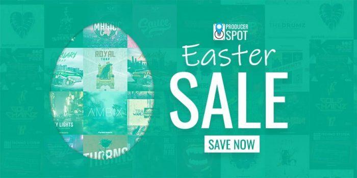 ProducerSpot Easter2020Banner