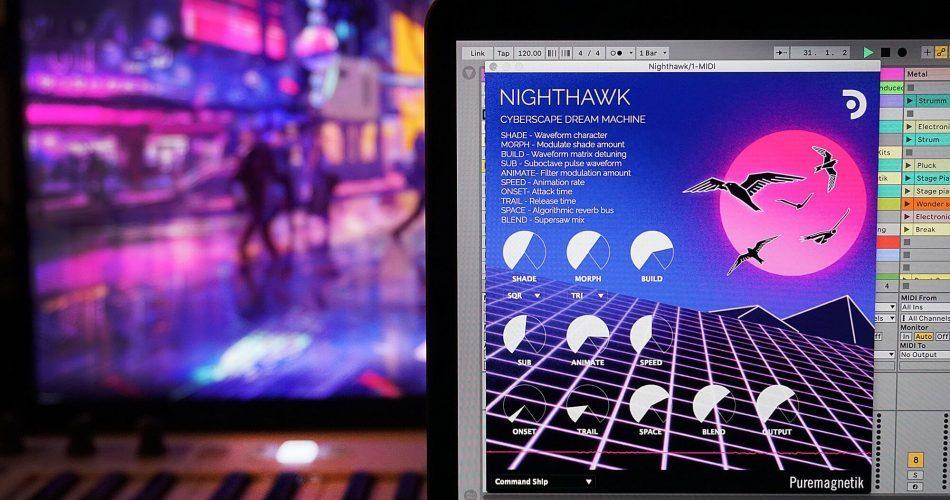 Puremagnetik Nighthawk