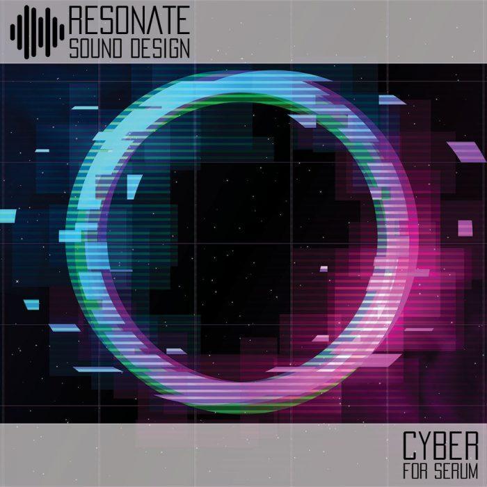 Resonante Sound Design Cyber for Serum