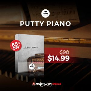 Riot Audio Putty Piano Sale