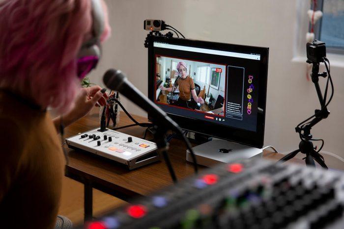 Roland Livestreaming