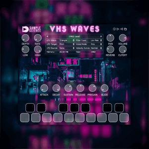 SampleScience VHS Waves