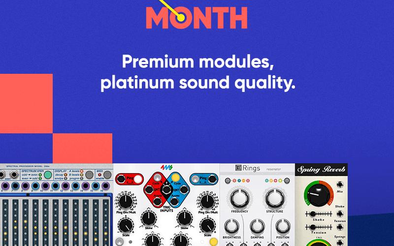 Softube Modular Month