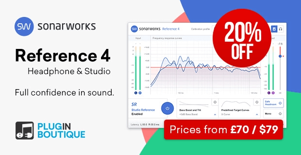 Sonarworks Flash Sale