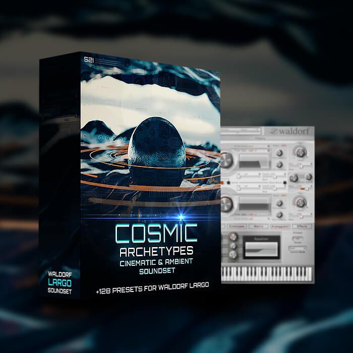 Sounds 2 Inspire Cosmic Archetypes Waldorf Largo