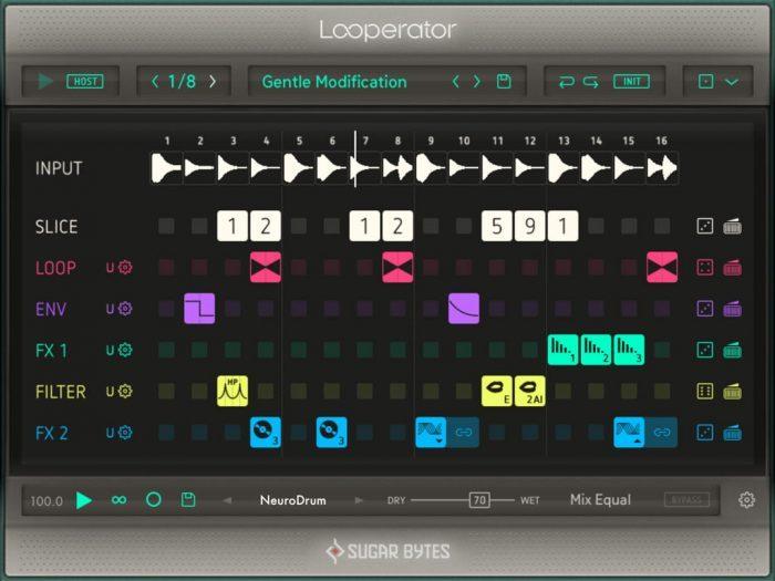 Sugar Bytes Looperator iPad