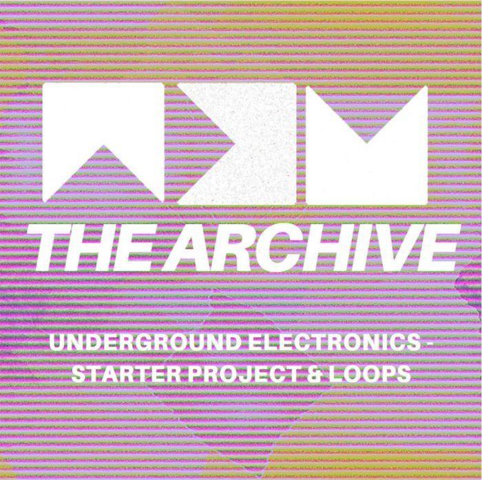 The ARCHIVE UndergroundElectronics StarterSetLoopsAW