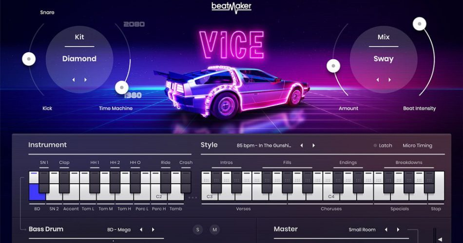 UJAM Beatmaker VICE