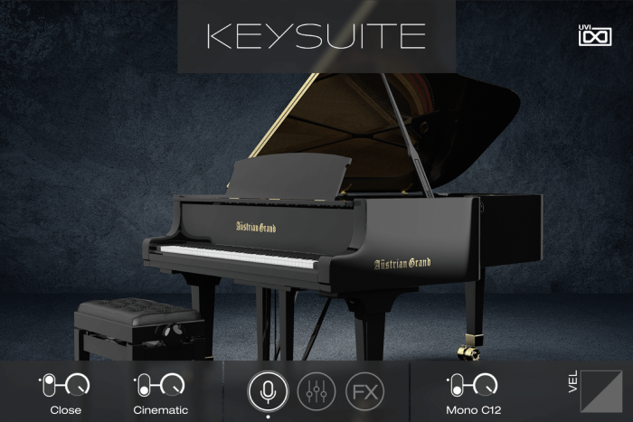 UVI Keys Suite Austrian Grand