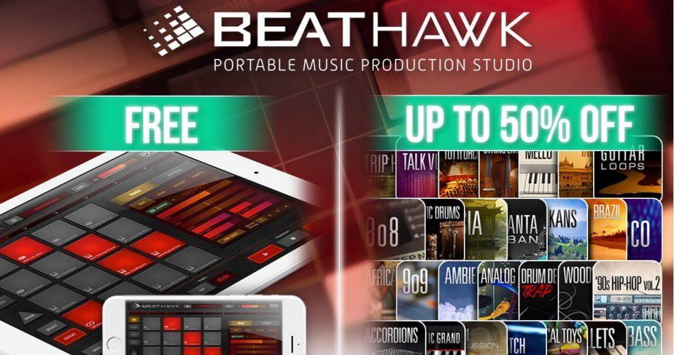 UVI free beathawk