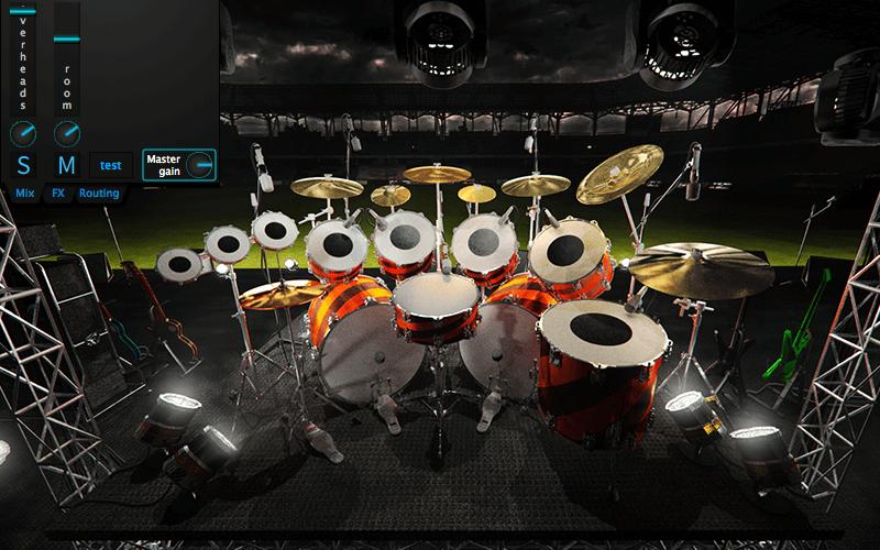 Ugritone Assault Drums