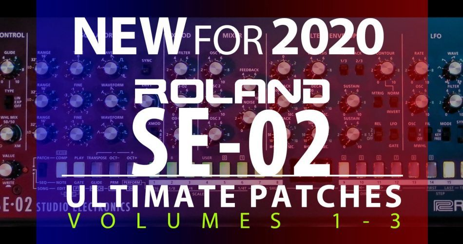 Ultimate Patches Roland SE 02