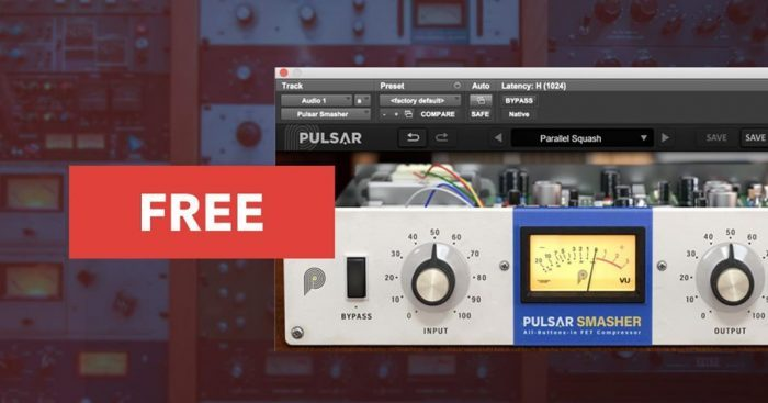 VST Buzz Pulsar Audio Smasher FREE
