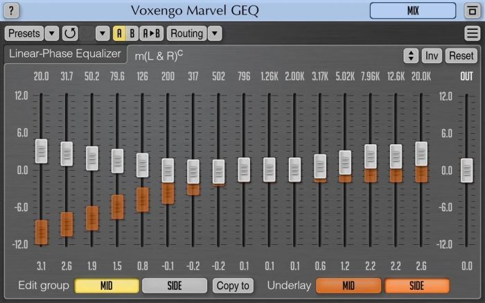 Voxengo Marvel GEQ 1.7