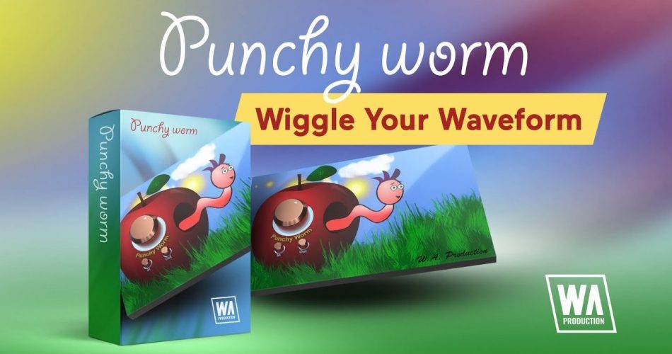 WA Production Punchy Worm feat
