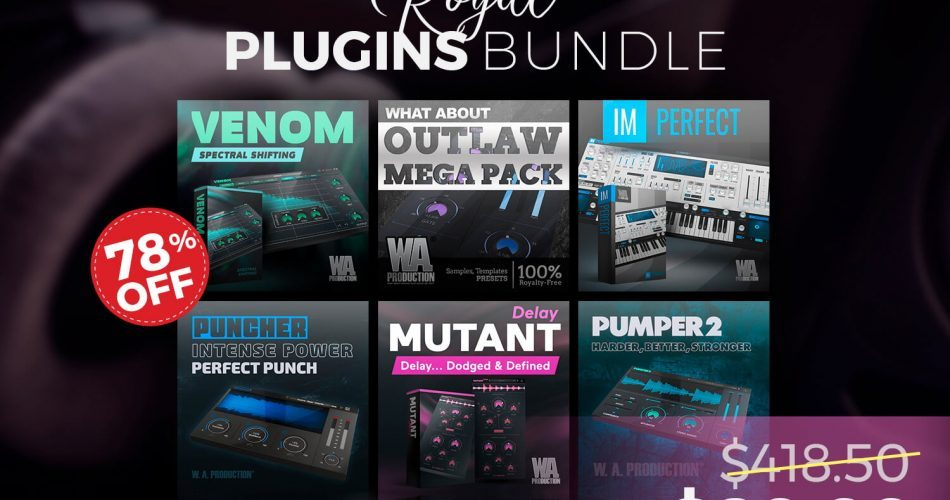WA Production Royal Plugins Bundle