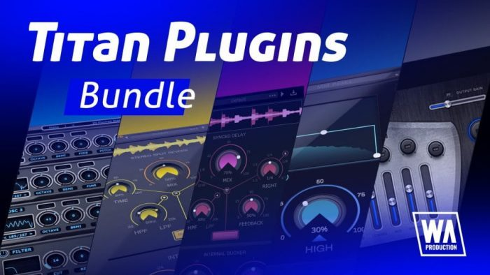 WA Production Titan Plugins Bundle