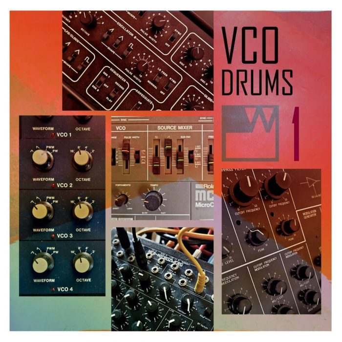 WaveShaper VCO Drums I