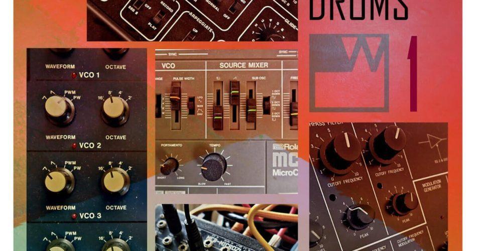 WaveShaper VCO Drums I