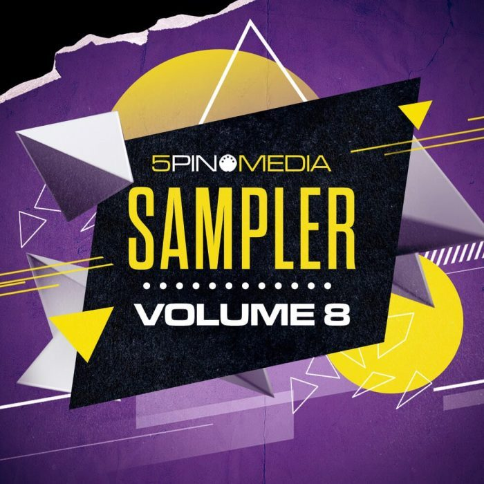 5Pin Media Label Sampler 8