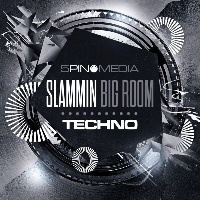 5Pin Media Slammin Big Room Techno