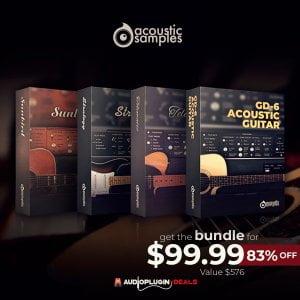 APD Acousticsamples Guitar Bundle Deal