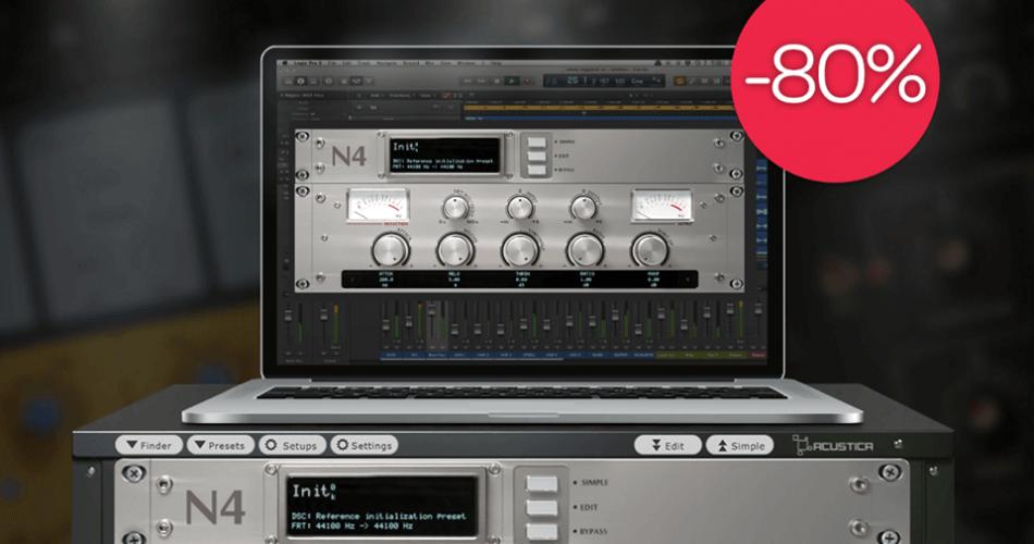 Acustica Audio N4 Sale