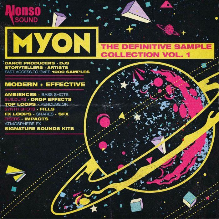 Alonso Sound Myon Definite Sample Collection