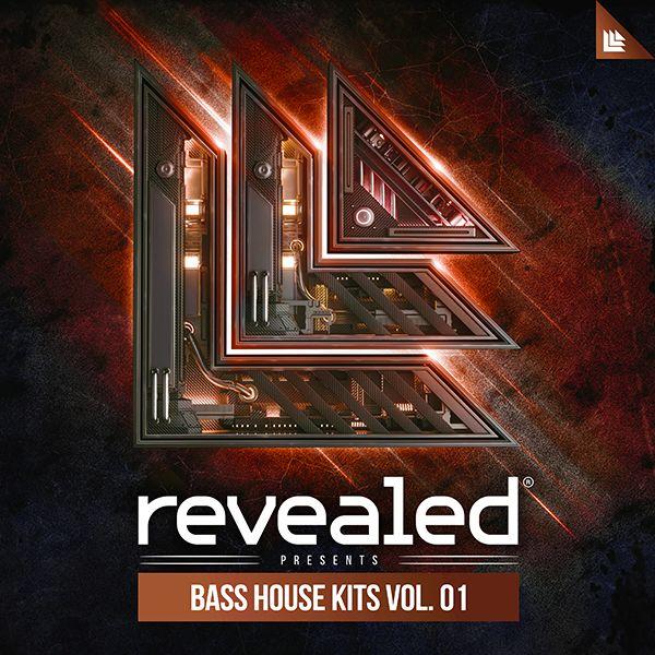 Alonso Sound Revealed Bass House Kits Vol 1