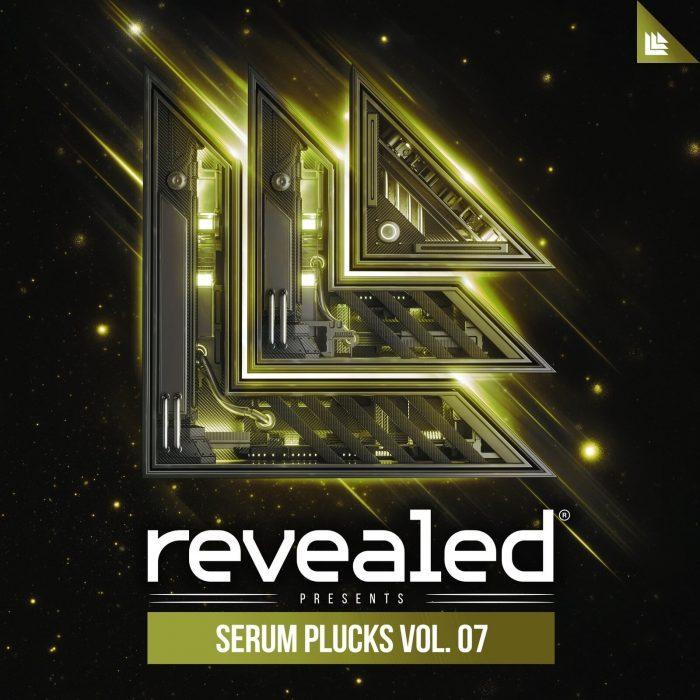 Alonso Sound Revealed Serum Plucks 7
