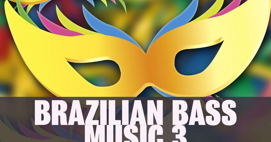 Audentity Records Brazilian Bass Music 3