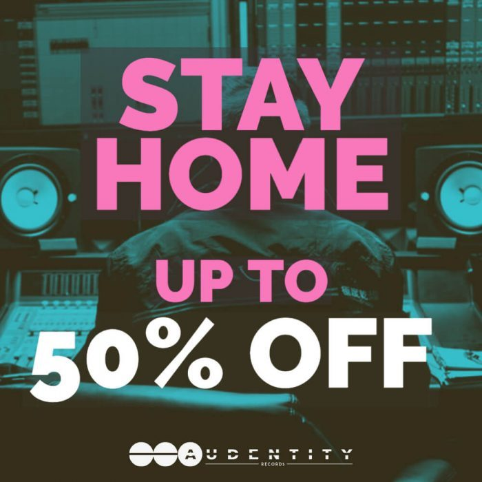 Audentity Records Stay Home