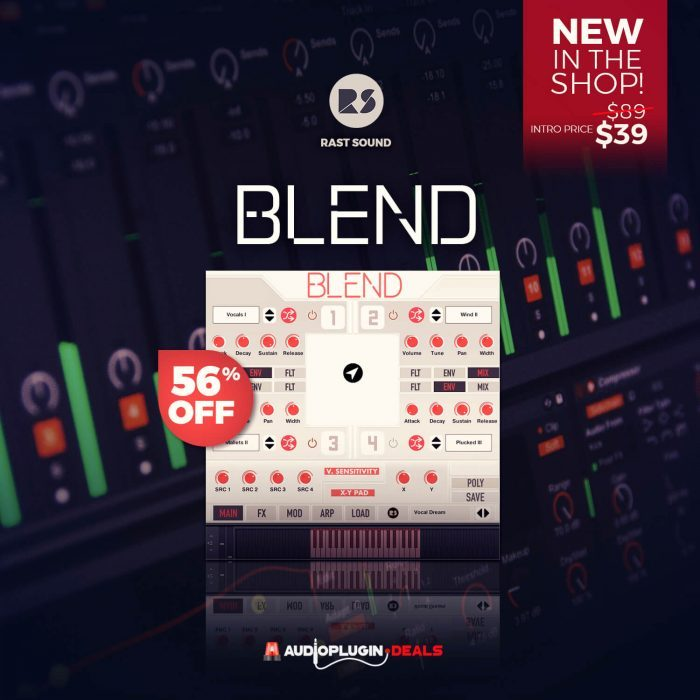 Audio Plugin Deals Blend