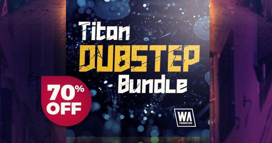 Audio Plugin Deals Titan Dubstep Bundle