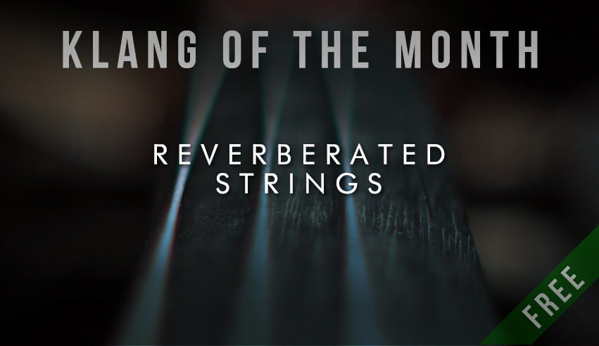 Cinematique Instruments Klang Reverberated Strings feat